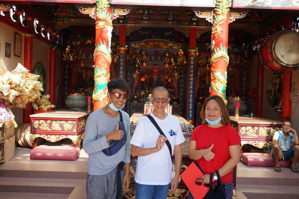 Vihara Tri Dharma Bumi Raya pusat kota Singkawang /DNT Entertainment